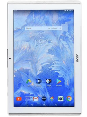 Iconia One 10 B3-A40FHD 16GB with 2GB Ram