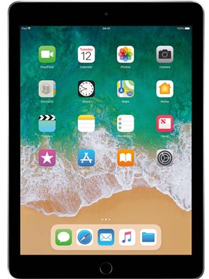 IPad 9.7 (2018) 32GB with 2GB Ram