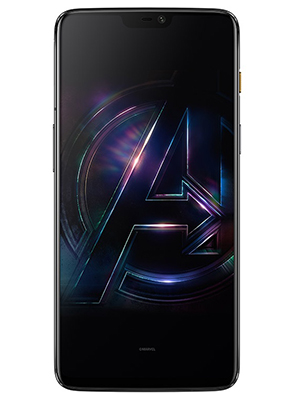 6 Avengers Infinity War Edition 256GB with 8GB Ram