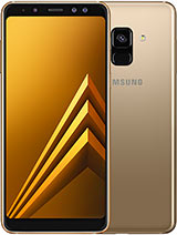 Galaxy A8 (2018) 64GB with 4GB Ram