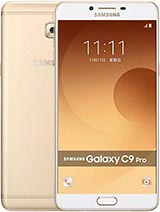 Galaxy C9 Pro 64GB with 6GB Ram