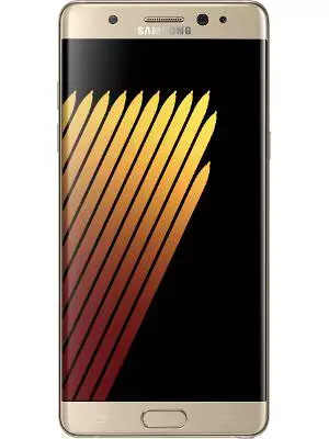 Galaxy Note7 Duos 64GB with 4GB Ram