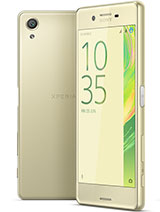 Xperia X 32GB with 3GB Ram