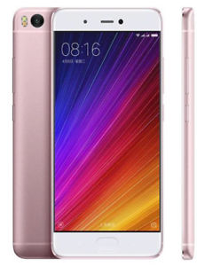 Mi 5s 128GB with 4GB Ram