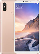 Mi Max 3 128GB with 6GB Ram
