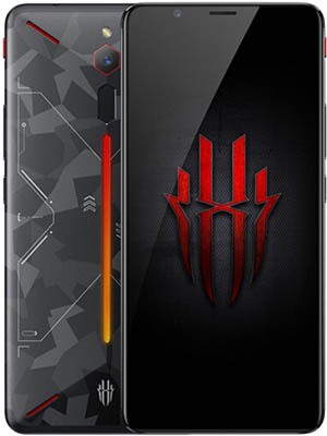 Nubia Red Magic Camouflage Edition 64GB with 6GB Ram